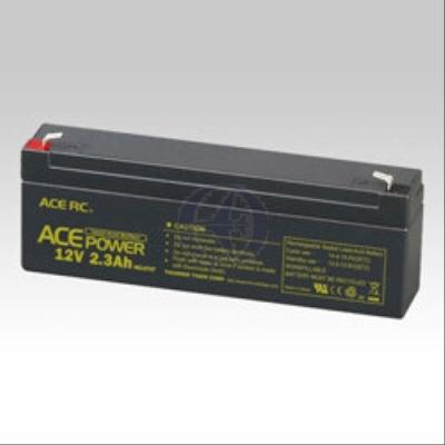 Lead-Acid Battery, 12V/2 .3Ah Thunder Tiger 2747