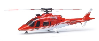 Agusta A109K2 rot-weiß Thunder Tiger 3876-R