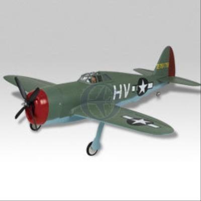 P-47 OBL ohne Motor Thunder Tiger 4334-K20