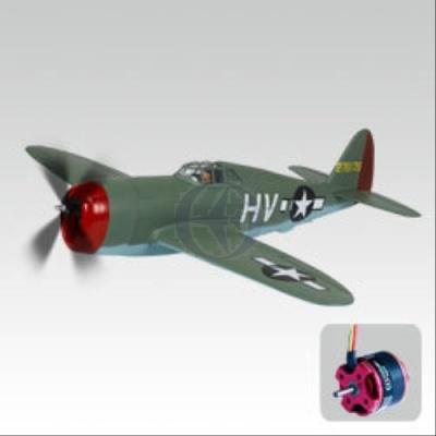 P-47 OBL Motor Thunder Tiger 4334-K21