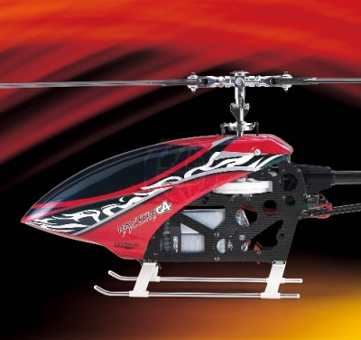 Innovator MD530 mit Sender Mode 2 Thunder Tiger 4791-K10