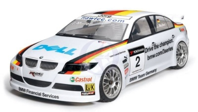 S.Hawk VX BMW WTCC#2 2.4G Thunder Tiger 6535-F072