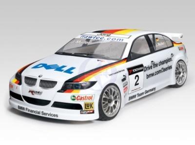 S.Hawk VX BMW WTCC#1 2.4G Thunder Tiger 6535-F075