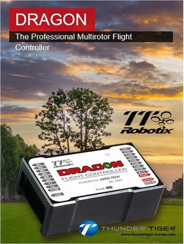 Thunder Tiger DRAGON GPS Multi-Rotor Auto-Pilot-System Thunder Tiger 8049