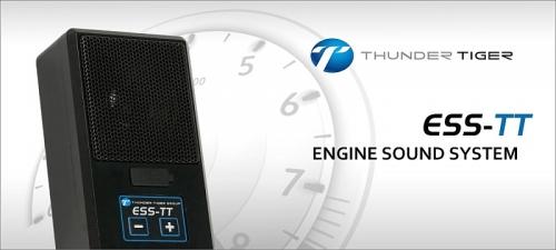 ESS-TT RC-CAR Sound-System K-ROCK Ready Thunder Tiger 8069-K