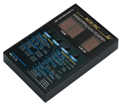 Brushless Programmierkarte 80/150A Thunder Tiger 8082
