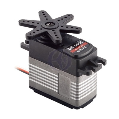 Digital Servo DS0606  5.6kg  0.06sec Thunder Tiger 8130