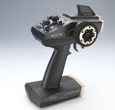 COUGAR GP3 IFHss+ 2,4GHz 3-Kanal Pistolen Anlage Thunder Tiger 8311
