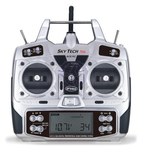 Skytech TS6i  2,4 Ghz/M2 Thunder Tiger 8608-M2A3