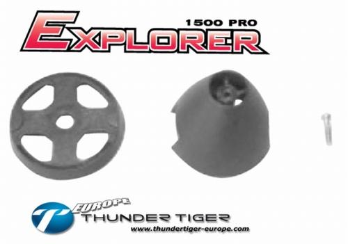 EXPLORER 1500 PRO Spinner Set Thunder Tiger AS2005
