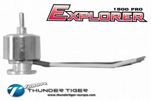 EXPLORER 1500 PRO Brushless-Motor C2415, 1150KV Thunder Tiger AS2009