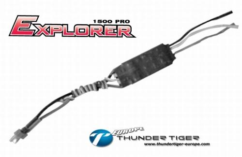 EXPLORER 1500 PRO Brushless Regler 40A Thunder Tiger AS2011