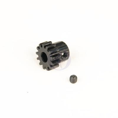 Motor-Ritzel, Modul 1, Stahl, 13 Zähne, 5mm Welle Thunder Tiger PD01-0004