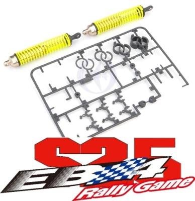 EB4 S2.5 RALLY Stoßdämpfer, Hinten, Alu, Komplett-Set (2) Thunder Tiger PD0560-T-1