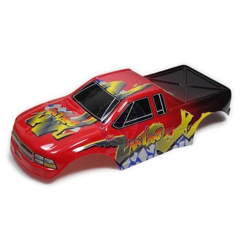 Karosserie rot lackiert  MTA4 Thunder Tiger PD1589