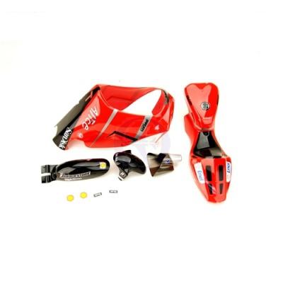 Karosse lackiert Ducati GP8 Thunder Tiger PD6751