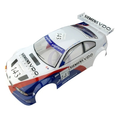 Karosserie lackiert BMW3GT, ER1 Thunder Tiger PD6818
