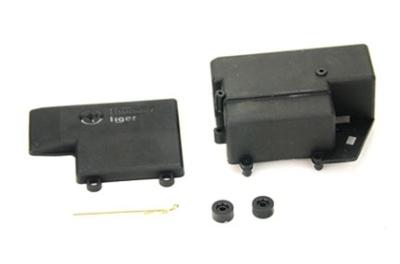 EB4 S2/2.5 & RALLY RC-Box, Set Thunder Tiger PD7883