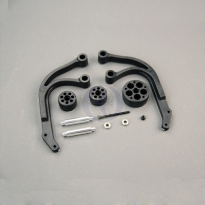 MT4-G3 Wheelie-Bar, Set, 6401 Thunder Tiger PD9041
