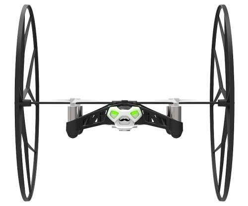 parrot rolling spider kamera qadrocopter 3d weiss thunder. Black Bedroom Furniture Sets. Home Design Ideas