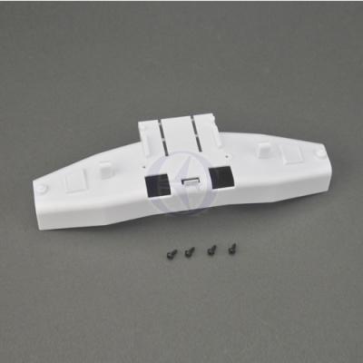 Landegestell-Verkleidung, Hinten, Weiß 3876 Thunder Tiger PV1205
