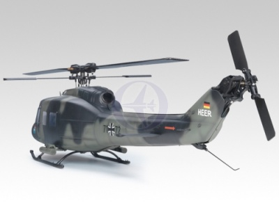 Ersatzrumpf (G) 3901 Thunder Tiger PV1221-G