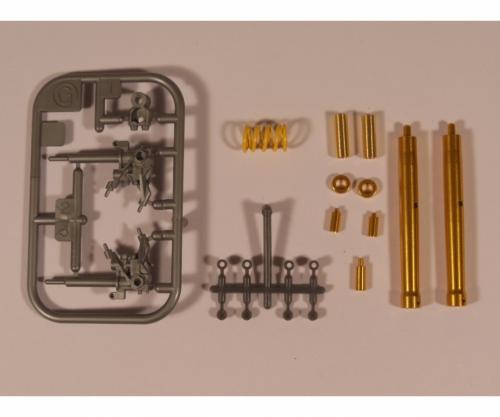 1:12 Vordergabel-Set RC213V14 Honda Tamiya 12667 300012667