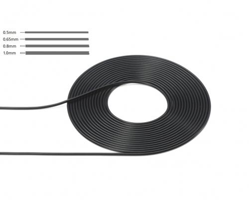 1:6/1:12/1:24 0,65mm Kabel/Schlauch 2m Tamiya 12676 300012676