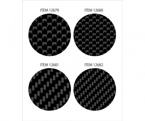 1:6/1:12/1:24 Carbon Dekor Köper/Fein Tamiya 12681 300012681