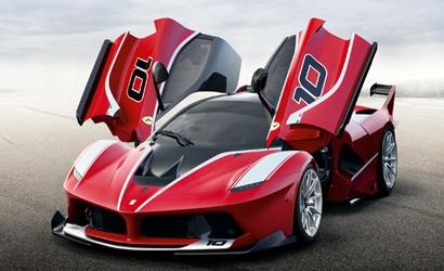 1:24 Ferrari FXX K Standmodell Tamiya 24343 300024343
