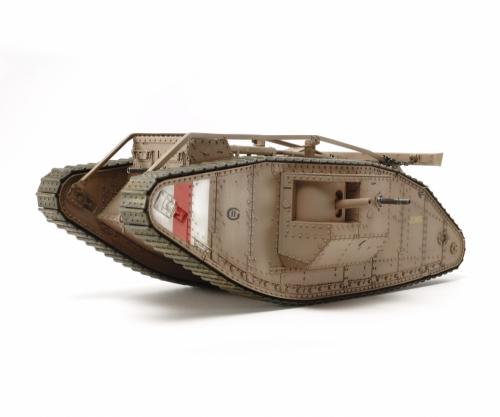 1:35 WWI Brit. Panzer Mk. IV Male (mot.) Tamiya 30057 300030057