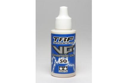TRF VG Dämpfer Öl Low Friction #50 50ml Tamiya 42178 300042178