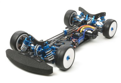 1:10 RC TRF417X On-Road Chassis Kit Tamiya 42205 300042205