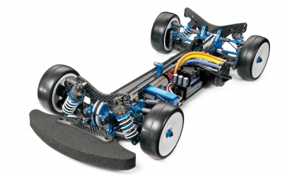 1:10 RC TRF417WX Chassis Tamiya 42240 300042240