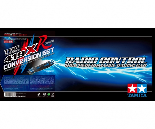 TRF419XR Conversion Set Tamiya 42317 300042317