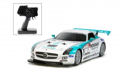 1:10 RC XBS Petronas SLS GT3 (TT-01ES) Tamiya 46621 300046621