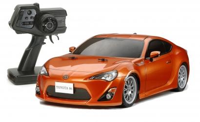 1:10 RC XBS Toyota GT86 (TT-01E) Tamiya 46622 300046622