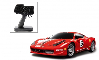 1:10 RC XBS Ferrari 458 Challenge TT-01E Tamiya 46623 300046623