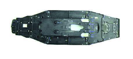TA06 Chassisplatte Baukasten Tamiya 51458 300051458