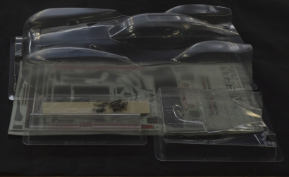 Kar.-Satz NISSAN GT-R LM Nismo Launch Tamiya 51579 300051579
