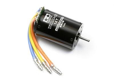 TBLM-01 BL-Motor 14 T 2700kV sensorlos Tamiya 54251 300054251