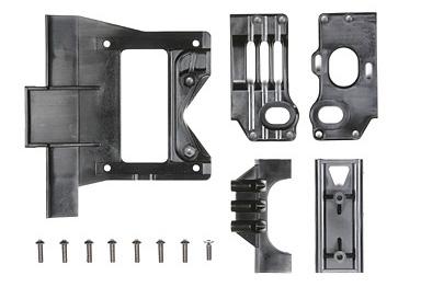 F104/Pro/X1 C-Teile Getriebeg. Carb.ver. Tamiya 54330 300054330