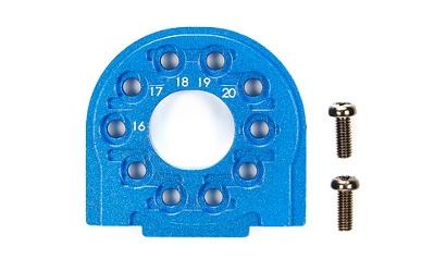 TT-02/B Alu Motorhalter Blau eloxiert Tamiya 54558 300054558