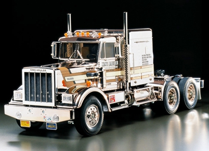 1:14 RC Truck King Hauler Chrom 3 Achs Tamiya 56308 300056308