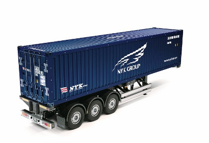 1:14 RC 40ft.Container Auflieger NYK Tamiya 56330 300056330