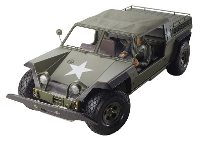 1:12 RC XR311 Combat Support Vehicle Tamiya 58004 300058004
