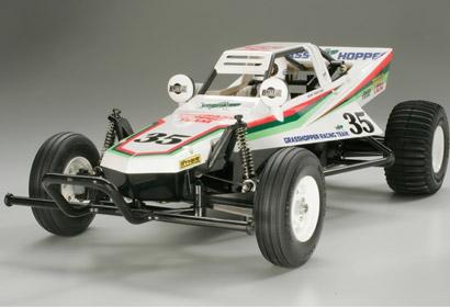 1:10 RC The Grasshopper I 2005 2WD LWA Tamiya 58346 300058346