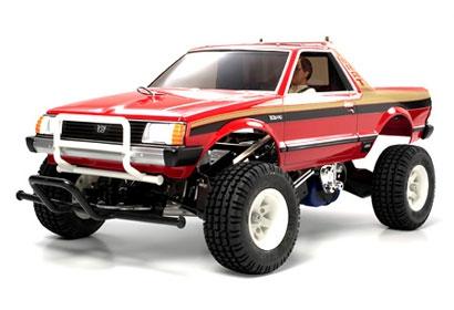 1:10 RC Subaru Brat 2WD PickUp LWA Tamiya 58384 300058384