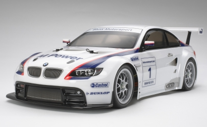 EXCL.LINE BMW M3 1:10 Tamiya 58449