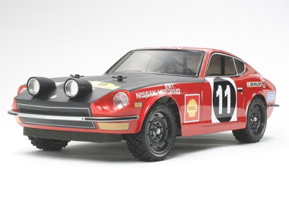 1:10 RC Datsun 240Z Rally DF-03Ra Tamiya 58459 300058459